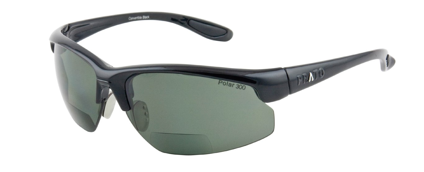 Convertible Polarized Bifocal