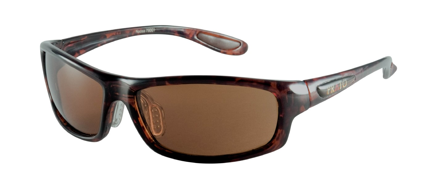 3a13eb565a Tortoise Shell Frame with a UV Brown Lens - Prato Eyewear