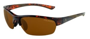 SKU 85605- Tropea Tortoise Shell Frame with Polarized Brown, Medium Size Lens
